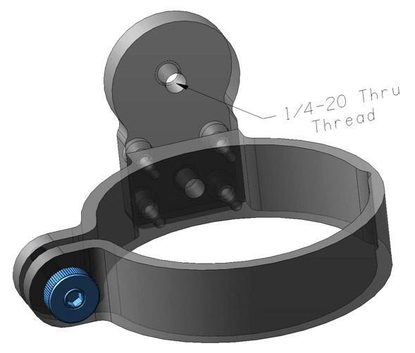 led-mounting-bracket